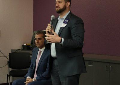 District 4 Councilman Steve Hansen & District 2 Candidate Sean Loloee